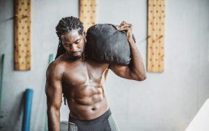diy workout sandbag